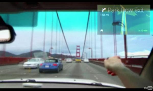 Dirigir com Google Glass pode render multa e até apreensão do veículo