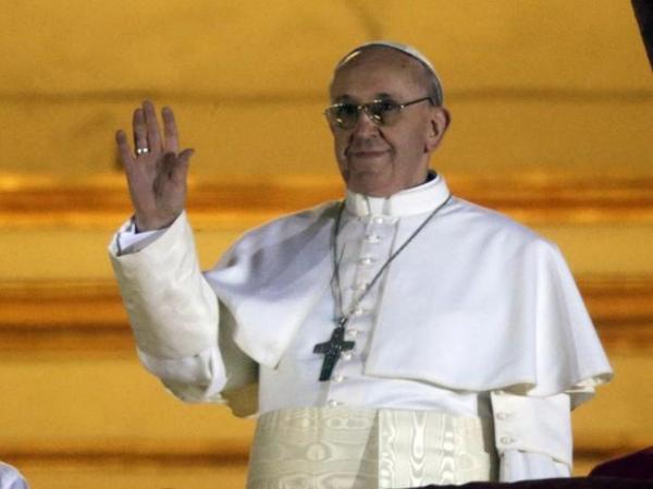 Internautas brincam sobre Papa argentino: