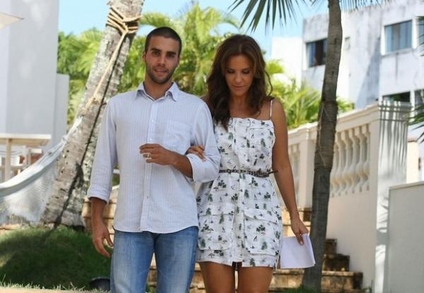 Ivete Sangalo e o marido Daniel Cady lançam programa de dieta
