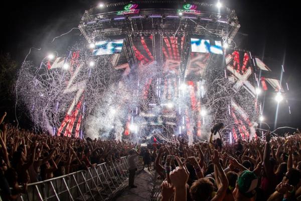 Primeira FS do Ultra Music Festival Miami começou hoje vai até domingo