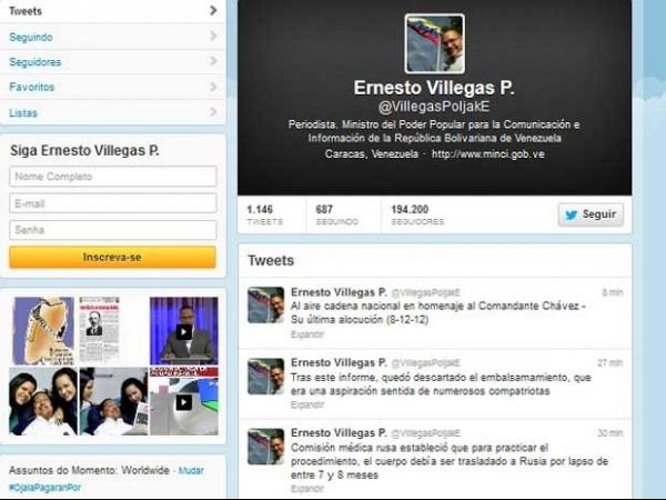 Governo venezuelano descarta embalsar corpo de Hugo Chávez