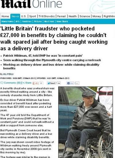 Fraudador que