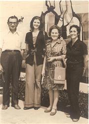 A primeira Miss do Piauí foi a longaense Toinha de Area Leão