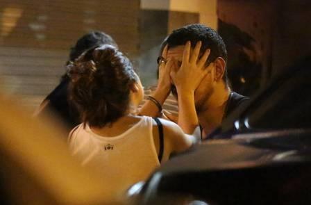 Fernanda Paes Leme teria affair com o ex-marido de Cleo Pires