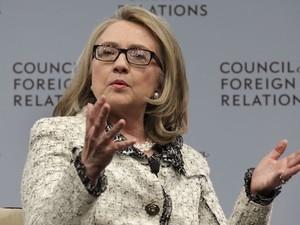 Hillary Clinton se declara favorável ao casamento gay