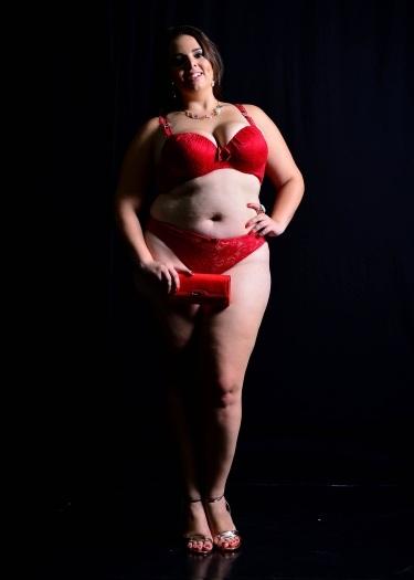Modelos plus size provam que as gordinhas também são sensuais