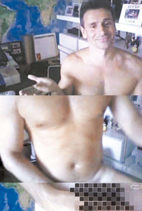 Imagens íntimas de Murilo Rosa vazam na web, e advogado do ator global aciona a polícia