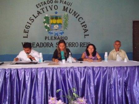 28/02/2013 - Sessão Ordinária do Legislativo Municipal