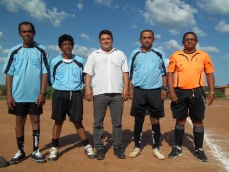 Começa hoje, 02/03, o Campeonato Municipal de Futebol
