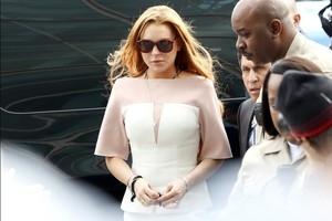 Lindsay Lohan pode ir para cadeia, diz site
