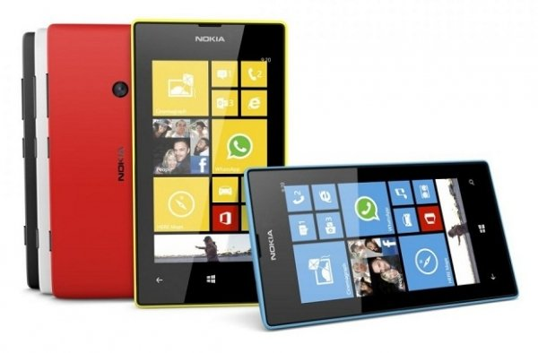 Windows Phone 8 ?baratinho? Lumia 520 passa por certificado da Anatel