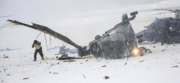 Helicópteros da polícia chocam-se no ar e caem na Alemanha