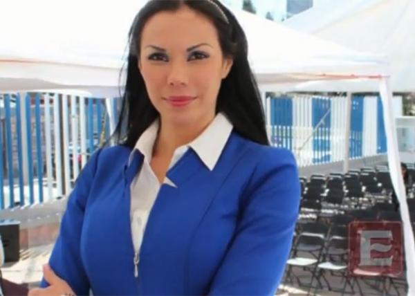 Candidata a deputada no México cria polêmica após fotos anunciando bordel
