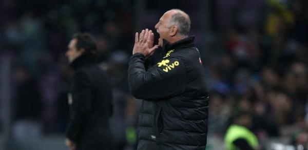 Para Felipão, empate com a Itália comprova bom sistema tático do BR