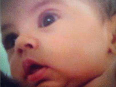 Shakira posta foto do filho de dois meses: