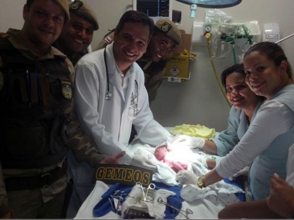 Bebê achado em caixa de sapato na BA é transferido para maternidade