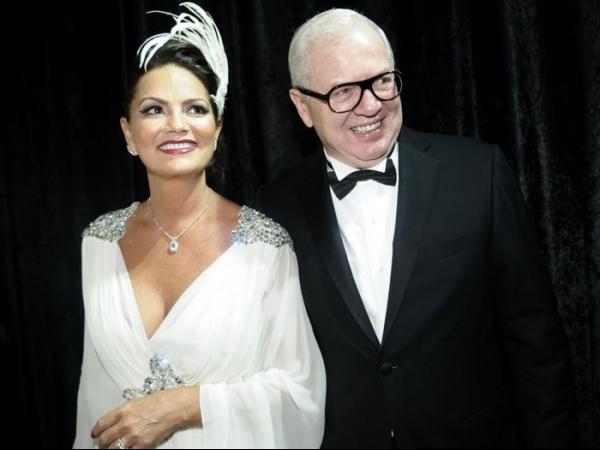 Após dois casamentos, Luiza Brunet está namorando novamente