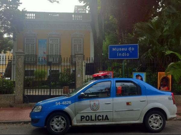 Grupo ocupa Museu do Índio no Rio e polícia chega e põe fim ao manifesto