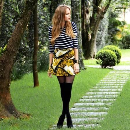 Enteada de Sheila Mello, filha de Xuxa de 15 anos é atriz, modelo e fashionista