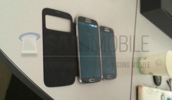 Galaxy S4 mini é flagrado; chegará com dual-core e Android 4.2