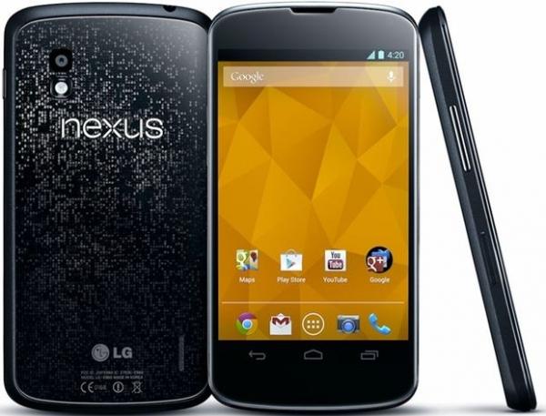 Nexus 4 chega ao Brasil custando mais que o dobro do preço dos EUA