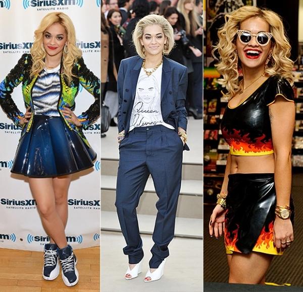 Conheça a cantora britânica Rita Ora, nova queridinha do mundo da moda