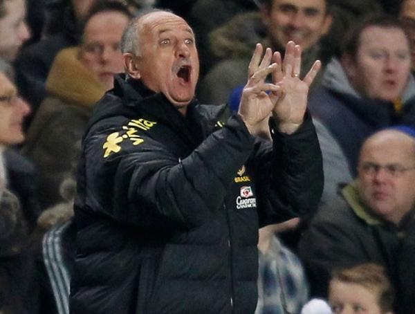 Felipão garante que jogo  contra a Bolívia não vai atrapalhar a Libertadores