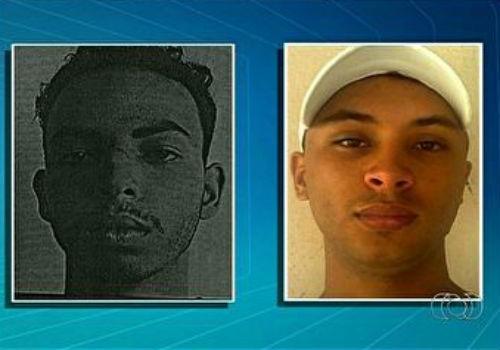 Polícia usa vídeo e divulga fotos de dois suspeitos de matar amiga