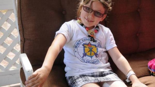 Menina de 8 anos é atingida por uma flecha durante passeio da sua escola
