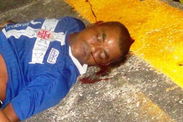 Policial da Força Tática é assassinado a tiros no meio da rua em Parnaíba