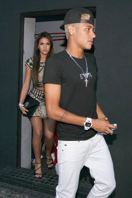 Neymar e Bruna Marquezine: conheça os bastidores da história de amor do casal