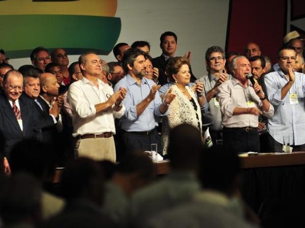 Reeleição: PMDB reelege Michel Temer para presidir partido