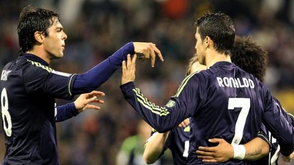 C. Ronaldo marca, mas Real só empata e para sequência de vitórias