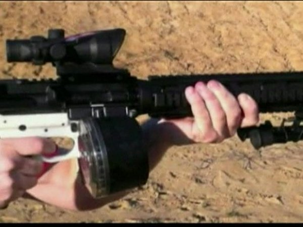 Grupo divulga na web molde para fabricar arma com impressora 3D