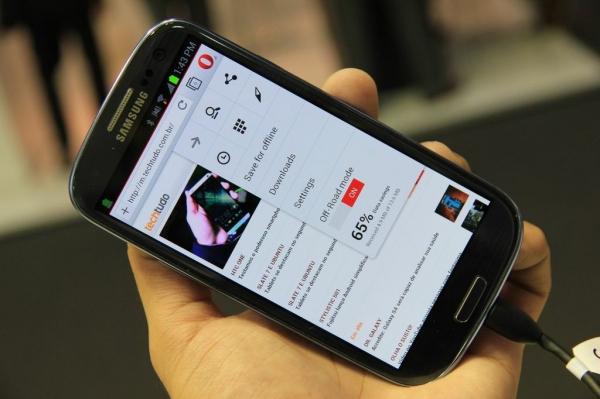 Opera apresenta novo browser para Android, mais parecido com desktop
