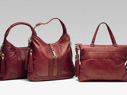 Gucci lança bolsas feitas com couro ecológico do Brasil