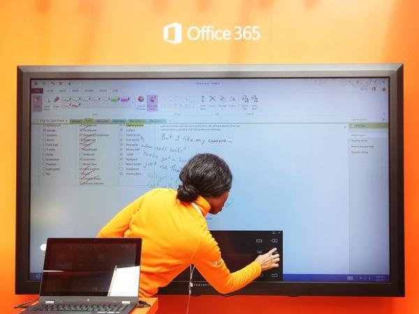 Microsoft desenvolve tela que interpreta e completa esboços