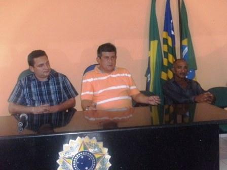 Caravana do PMDB com Zé Filho visita Hugo Napoleão