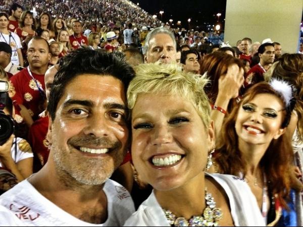 Junno posta poesia em rede social e faz homenagem a Xuxa