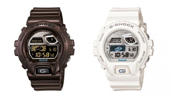 Marca de relógios lança produtos G-Shock com notificações do iPhone