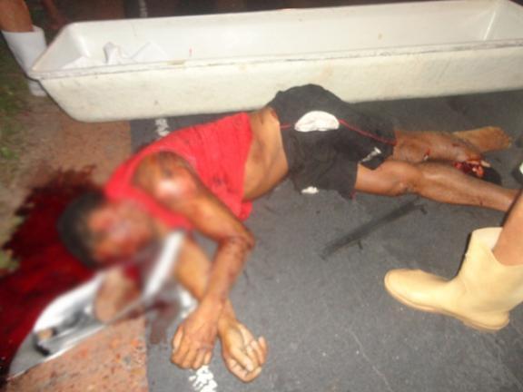 Veículo colide e mata ciclista na estrada que liga Parnaíba a praia Pedra do Sal; fotos