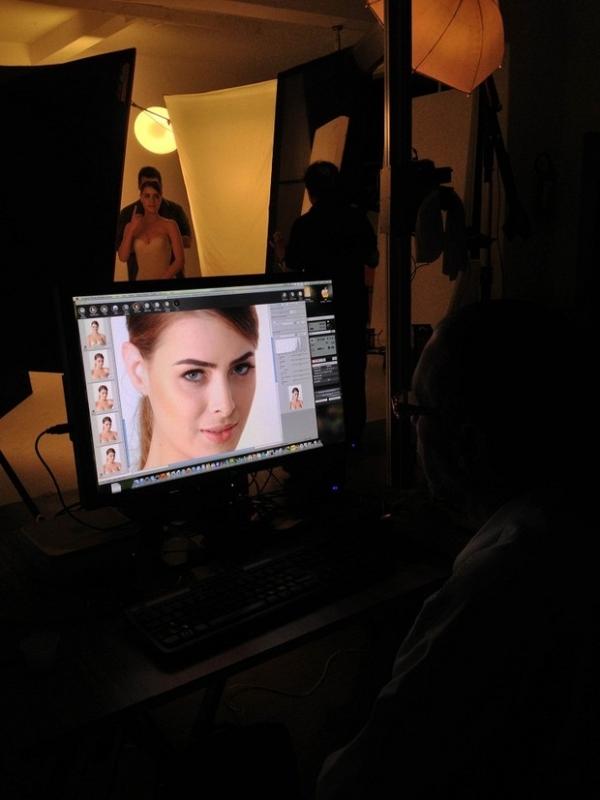 Rayanne Morais é garota-propaganda de marca de cosméticos