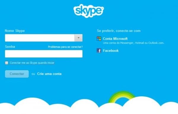 Skype já conta com quase 18 milhões de usuários brasileiros, afirma site