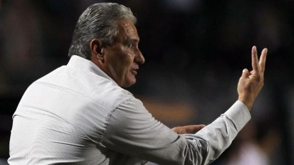 Tite quer evitar rival Palmeiras na próxima fase da Libertadores