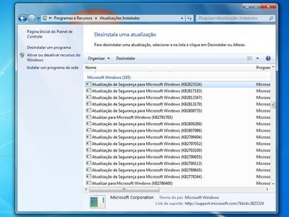 Windows 7 tem bug na atualização do Brasil; veja como consertar