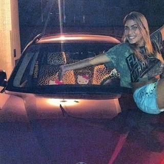 Gêmeas do nado sicronizado, Bia e Branca Feres têm o carro roubado: