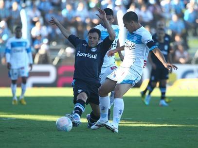 Grêmio empata com Novo Hamburgo e termina em 1º no seu grupo