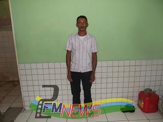 Padrasto é preso acusado de estuprar enteada de 11 anos