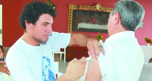 Vacinação contra a gripe A começa hoje em Teresina