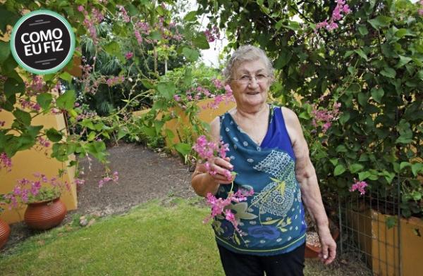 Gaúcha volta a estudar aos 71 anos e consegue se formar em Pedagogia